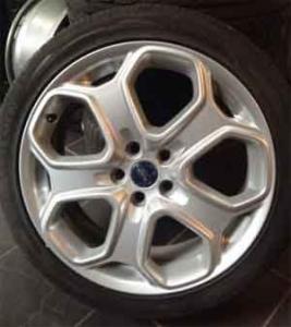 "18"" Focus ST Wheels - Deal"