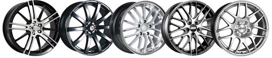 alloy wheels online